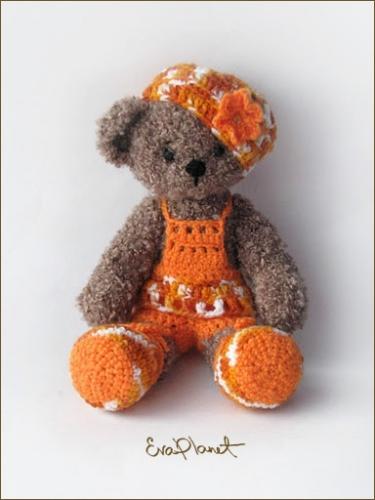 Мишка Апельсинка