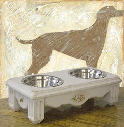 Столик для кормления собачки (01).