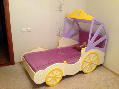 кровать-карета