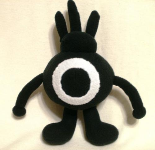 Флисовая игрушка Потапон -Potapon