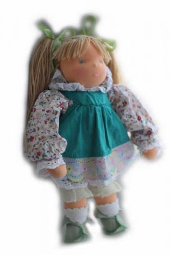 Вальдорфская кукла Алиса