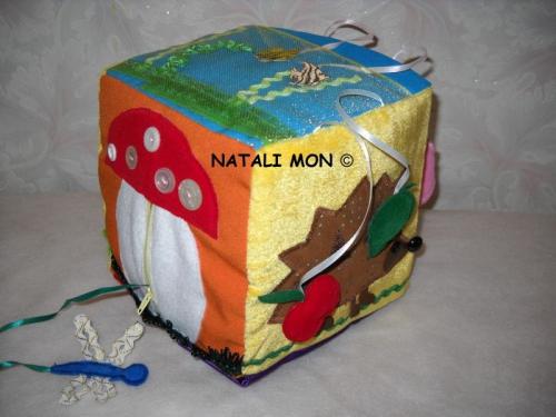 Развивающие игрушки своими руками для детей до года мк