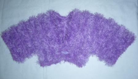 Болеро вязаное для девочки 2-4 года