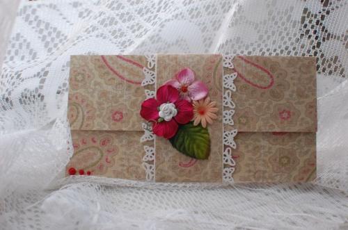 Подарочные конверты
