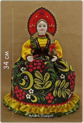 Куклы чайницы и игольницы