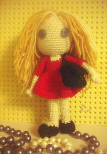 кукла Натали