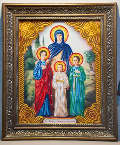 Икона Вера надежда любовь и мать их София