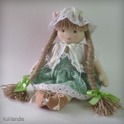 Лили, вальдорфская кукла, подарок для девочки